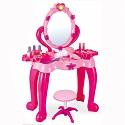 Schminktisch Frisiertisch rosa/pink für kleine Prinzessinnen