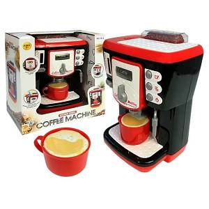 Espressomaschine für Kinder mit Licht, Sound und echtem Wasserdurchlauf