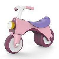 Baby Balance Rutscher Laufrad Kinderscooter Roller pink mit Licht und Musik