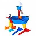 Badewannenspielzeug Piratenschiff Sand- und Wassertisch