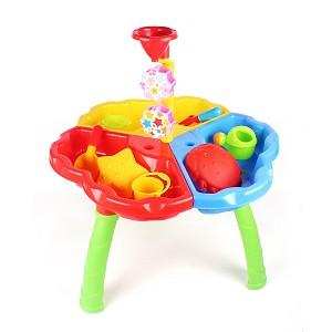 Sandkastentisch Matschtisch Spieltisch