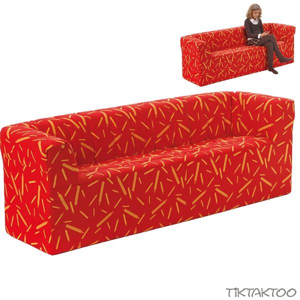 kindersofa f r kindergarten sofa sitzm bel kinderm bel m bel 3sitzer ebay. Black Bedroom Furniture Sets. Home Design Ideas