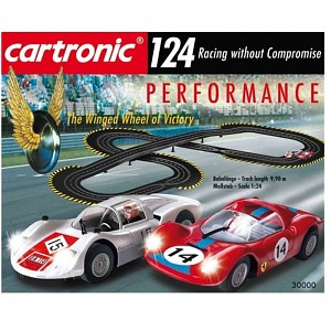 Cartronic 124 Autorennbahn Performance 9,90 m
