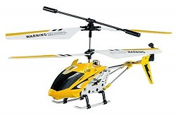 Cartronic - IR Helicopter C700 gelb