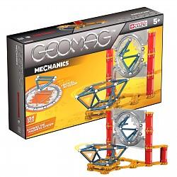 Geomag Mechanics 154 tlg. Magnetbaukasten Magnetspielzeug Original 724