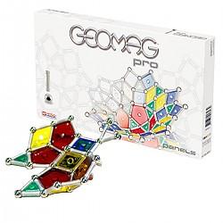 Geomag PRO PANELS 131 tlg. Magnetbaukasten Konstruktionsbaukasten