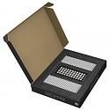 GEOMAG Masterbox WEISS 248 Teile Magnetbaukasten Magnetspielzeug Konstruktion Bulk