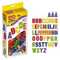 Magnetbuchstaben Magnete Zeichen 48 Stück Buchstaben Set für Kinder Schultafeln