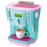 Kinder Kaffeemaschine Deluxe Kaffeeautomat für Kinderküche~Small Cuisine~Spielküche