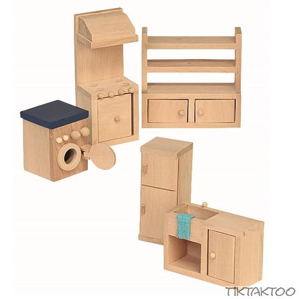 Puppenhaus einrichtung