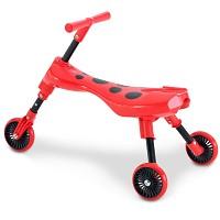 Laufrad Kinder Spielzeug Dreirad Fahrrad Roller 1 Jahr SCUTTLEBUG Falt-Dreirad