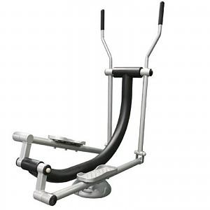Fitness Element Plus - Climber schwarz