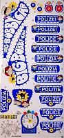BIG-Bobby-Car-Classic Stickers Classic Polzei
