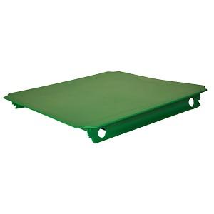 Moveandstic Platte 40x40 cm, grün