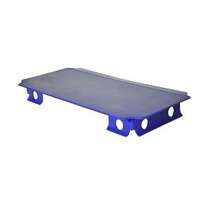 Moveandstic Platte 20x40 cm, blau