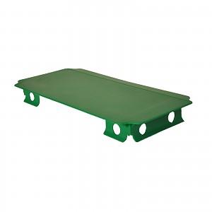 Moveandstic Platte 20x40 cm, grün