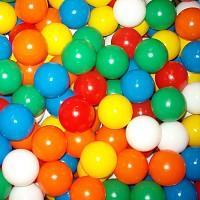 hochwertige Therapie- und Spielkugeln von EURO-MATIC Bälle 250 Stück 60mm