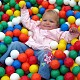 EURO MATIC Playpen Balls 1000