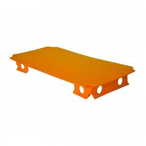 Moveandstic Platte 20x40 cm, orange
