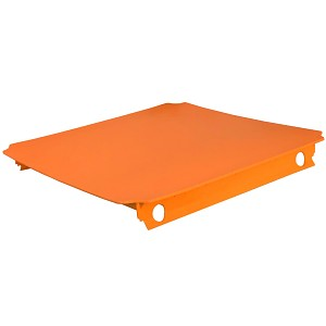 Moveandstic Platte 40x40 cm, orange