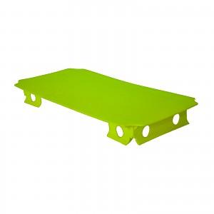 Moveandstic Platte 20x40 cm, apfelgrün