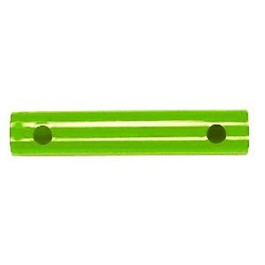 Moveandstic Rohr 25 cm, apfelgrün
