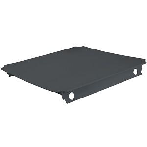 Moveandstic Platte 40x40 cm, titangrau
