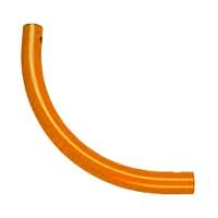 Moveandstic Rohrbogen orange