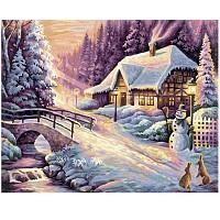 Malen nach Zahlen - SCHIPPER - Der Winter 40x50cm