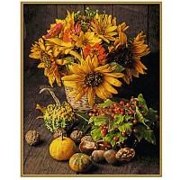 Malen nach Zahlen 609130734 Buntes Herbst-Stilleben