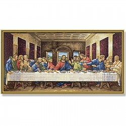 Painting By Numbers - The Lord�s Supper 40x80