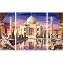 Schipper Malen nach Zahlen Taj Mahal Denkmal ewiger Liebe