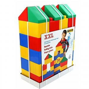 Wader - XXL - Bausteinblocks 36 Teile