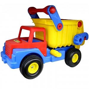 Wader Truck No. 1 Nr. 1 mit Gummireifen