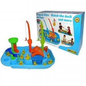 Wader - Fang die Ente and more f. 2 Kinder (Elektro)