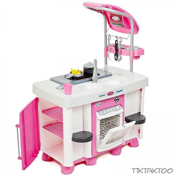 Coloma Kinderküche Carmen Spielküche Kinderspielküche Küchen Set mit ...