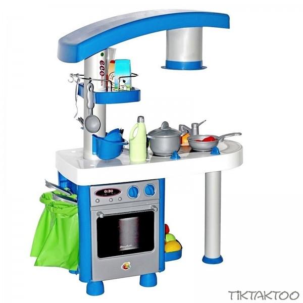 Kinderküche Spielküche Kinderspielküche Spielzeugküche Spielzeug mit ...