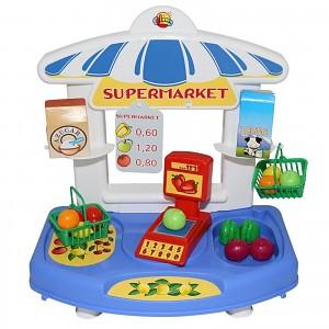 Kaufmannsladen Kaufladen Supermarkt Spielzeug Kiosk Tante Emma Bauchladen Kinder