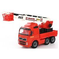 Wader - Volvo Truck Feuerwehr mit Kran