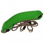 Schaukelsitz elastisch, apfelgrün