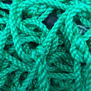 Kletternetz H: 2,00 x B: 1,25 m - grün