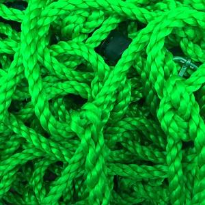 Kletternetz H: 2,50 x B: 1,00 m - hellgrün