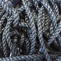 Kletternetz H: 2,00 x B: 0,75 m - schwarz