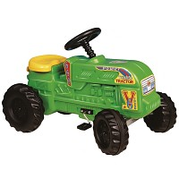 Traktor ohne Anhänger Kindertraktor Trecker