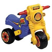 Motorrad Kindermotorrad Crossmotorrad Rutscher blau