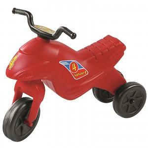 Kinder Motorrad Rutscher Kinderbike Lauflernrad Laufrad rot
