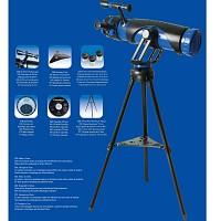 Spiegelteleskop Reflektorteleskop