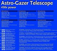 Astro-Nova Refraktorteleskop