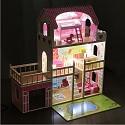 Puppenhaus mit LED