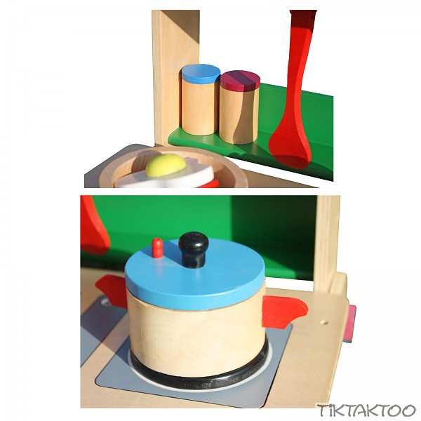 Best Spielkche Im Koffer Kinderkche Zum Mitnehmen Inclusive Zubehr With  Drewart Kinderkche